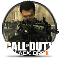 Call of Duty: Black Ops 2 Game Icon by Fr33kyCr33p