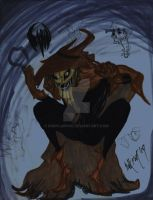 The Scarecrow Redux by BabyLarvae
