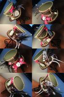 Custom Hatter Hat by NoFlutter
