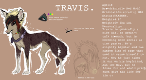 Travis Ref. by PanicPavo