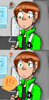 BenRex: idk-what-to-title-this.png by 2D-Kiryu