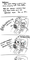 Mommycomics UNO. :U by Karuimimi