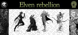 Elven rebellion sample by Kimagu
