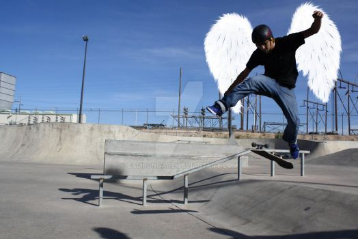 esai fly away by camrongage