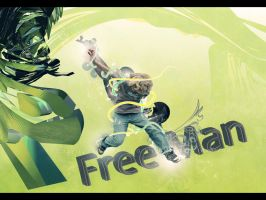 Free Man by FantasyPs