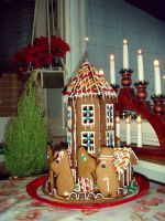 Ginger bread house 2006 by Doreeree