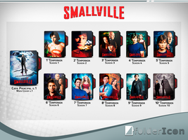 Smallville Icon Pack by GianMendes