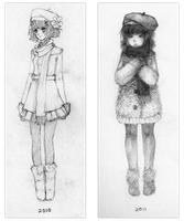 Style Change - 2010 to 2011 by x-Windust