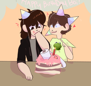 Happy Birth by ParchedSoup
