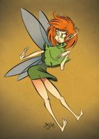Fen the Pixie by Themrock