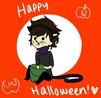 Happy Halloween~! by StupidClue
