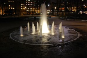 Fountain Of The Night by AnorexicWalrus