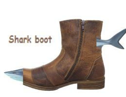 Shakboot by YourBestClownFriend