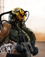 Soldier concept 2 by Pati-Velux