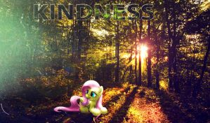 Kindness Wallpaper by InternationalTCK