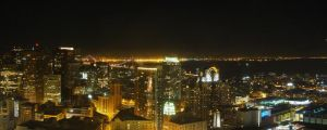 San Francisco By Night by Shaystyler