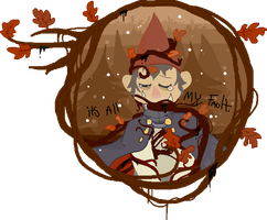 Wirt -Sorry Greg by Ao-No-Lupus