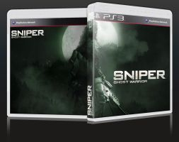 Sniper Ghost Warrior PlayStation 3 Box Art by terrencephil