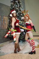 A Very LOL Christmas 1 by EvieE-Cosplay
