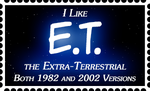 ET Fan Stamp by BennytheBeast