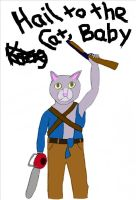 Hail to the Cat, Baby Oil by Indel