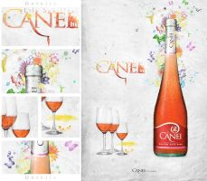 Canei Print Ad by k-uno