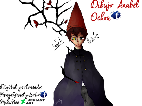Wirt Over the garden wall by MikuNee01