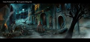 Env01-The Legend of King Nal by RodGallery