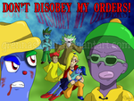 Don't Disobey My Orders by Speedvore