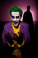 The Joker: Shadow of the bat by Chaves87