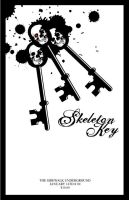 skeleton key poster by Satansgoalie