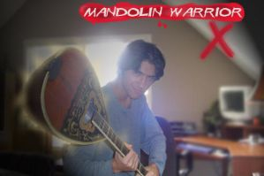 Mandolin Warrior X by SeiyruRenaih