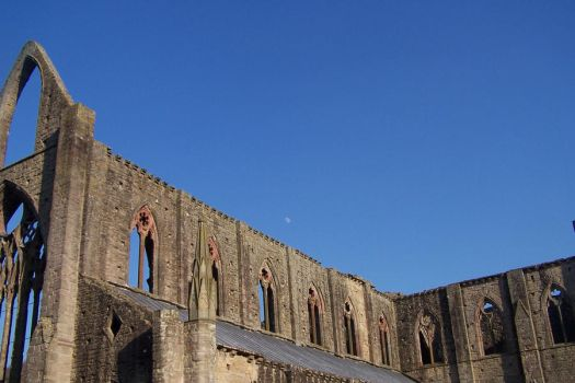 Tintern Abbey 2 by WiccanGodess