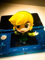 3D Link's Pop Out by lintaku
