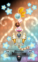 Keyblade Delicious Tower by Marduk-Kurios