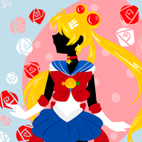 Sailor Moon by GuitarMeeLy