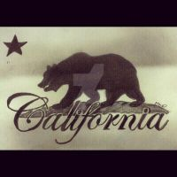 California Knows How To Party by marybearRAWR