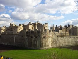 The Tower of London by Saliona93