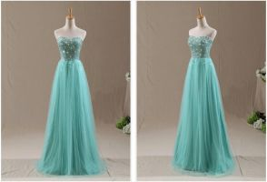 Evening Dress by weodress