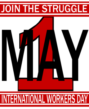Join us on May Day by Party9999999
