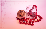 Valentine's hamster + video speed up by Angi-Shy