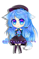 Commission: The-Crystal-Kitty by Imouto-Thi