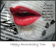 Happy Anniversary by searching4sumthn