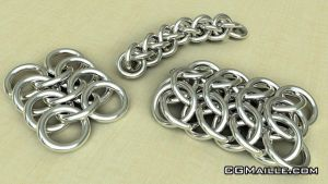 Chainmaille Weaves by MaillerPhong