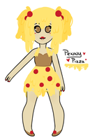 . Penny Pizza by cute-salute