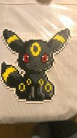 Perler Beads Umbreon by ericgant
