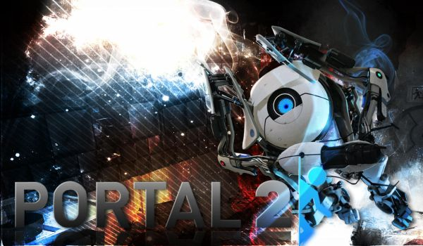 Portal 2 Fan Art by ZodX