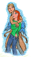 My Angel by dragonrider292