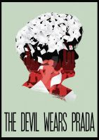 The Many Faces of Cinema: The Devil Wears Prada by Hyung86