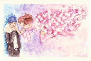 P3P Phantom Butterfly Melody by Olevander